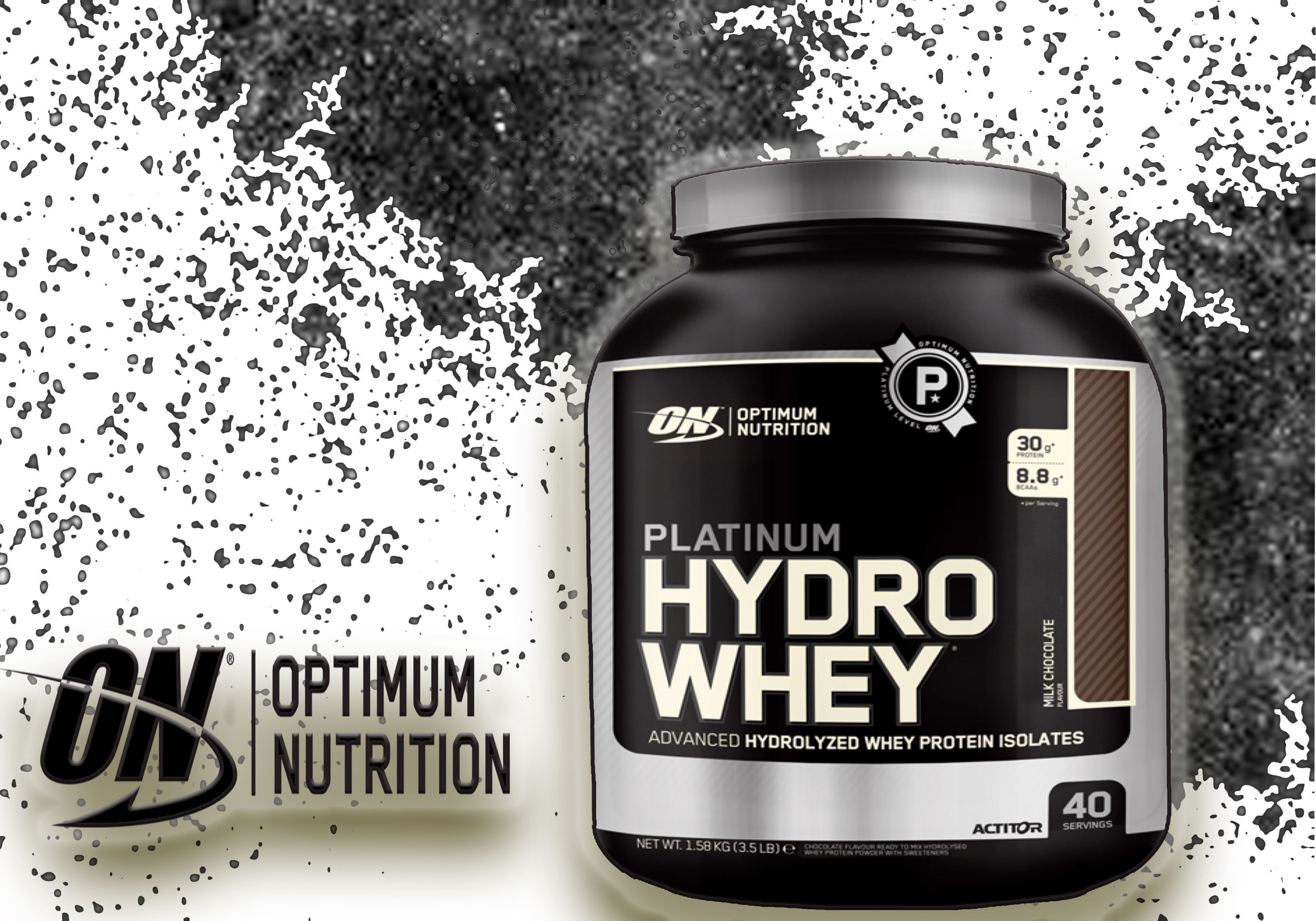 Optimum Nutrition Platinum Hydro Whey Optimum Nutrition Hydro Whey Hydrolyzed Whey Protein