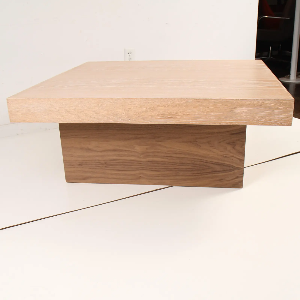 Cerused Coffee Table By Samuel Greg In 2020 Table Coffee Table Oak Coffee Table [ 1000 x 1000 Pixel ]