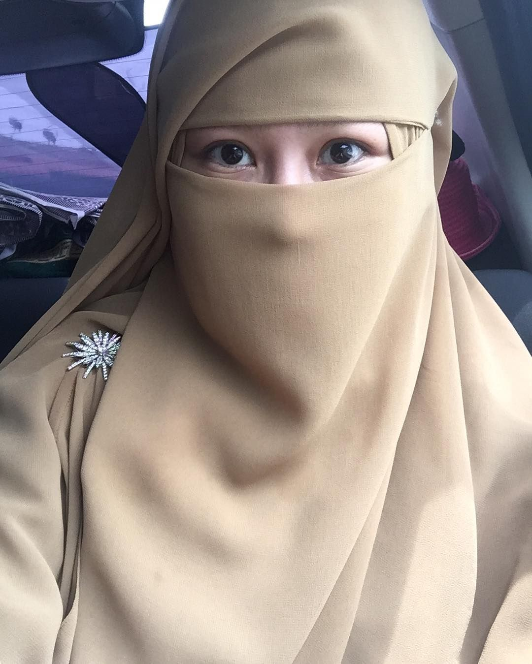 Special niqab #qibtiyyahexclusive colour #qibtiyyahexclusive…