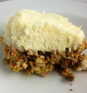 Low Carb Shepherd's Pie with Cauliflower Mash | Recipe ...