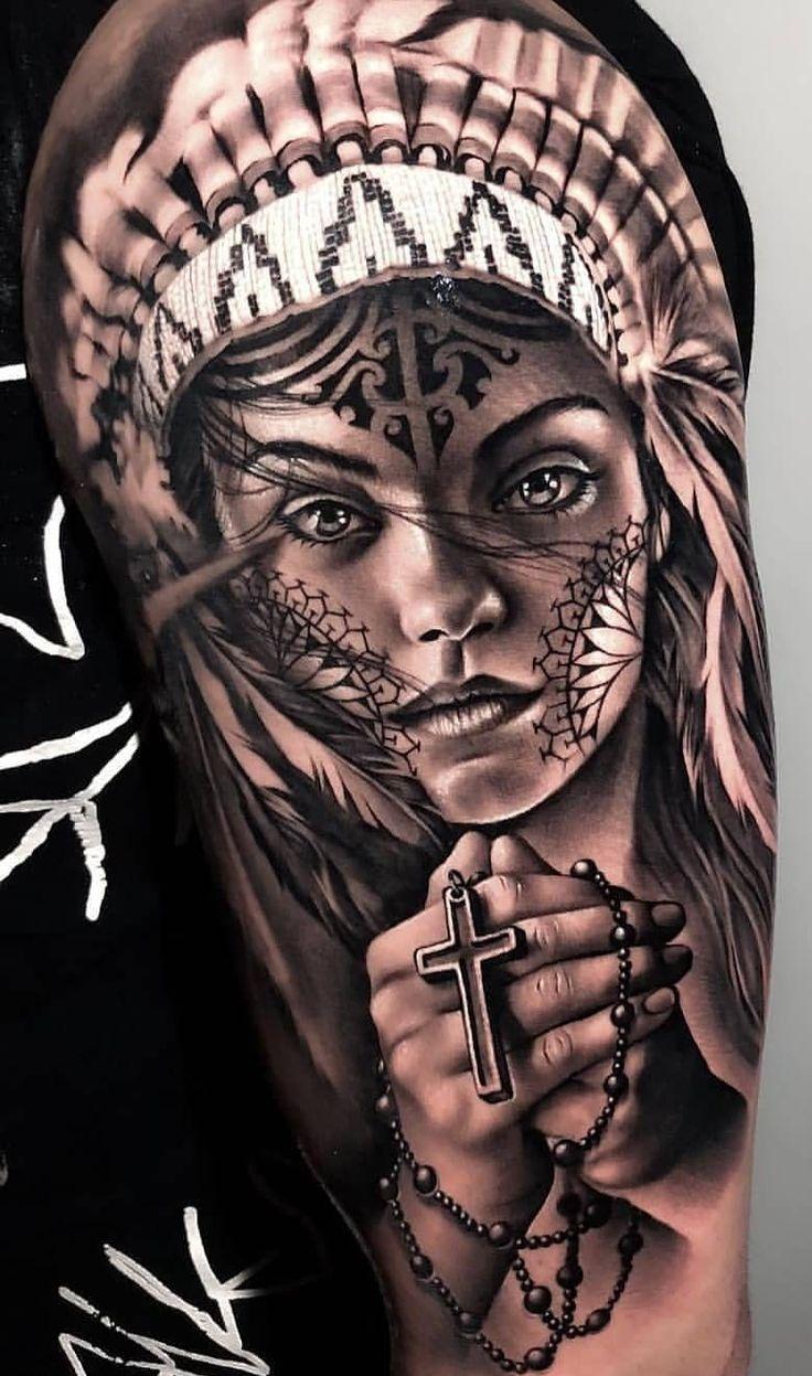 Tattoo Bailedasantinha Tattoomodel Tattoos 5