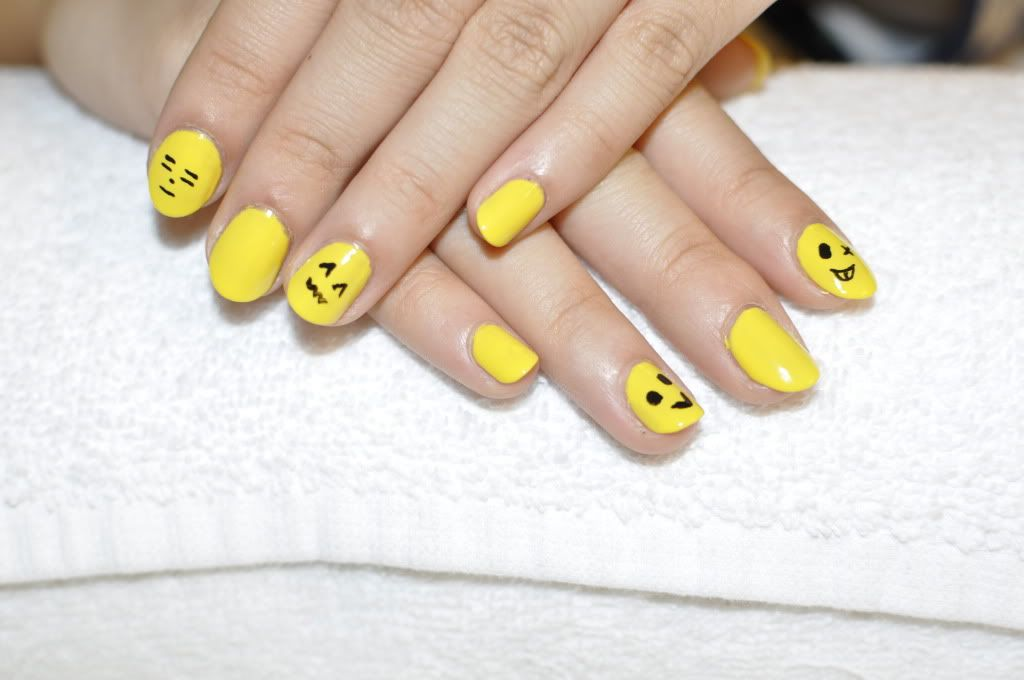 Try Nail Art At Home Look Like Celebrity Pinterest Toothpick