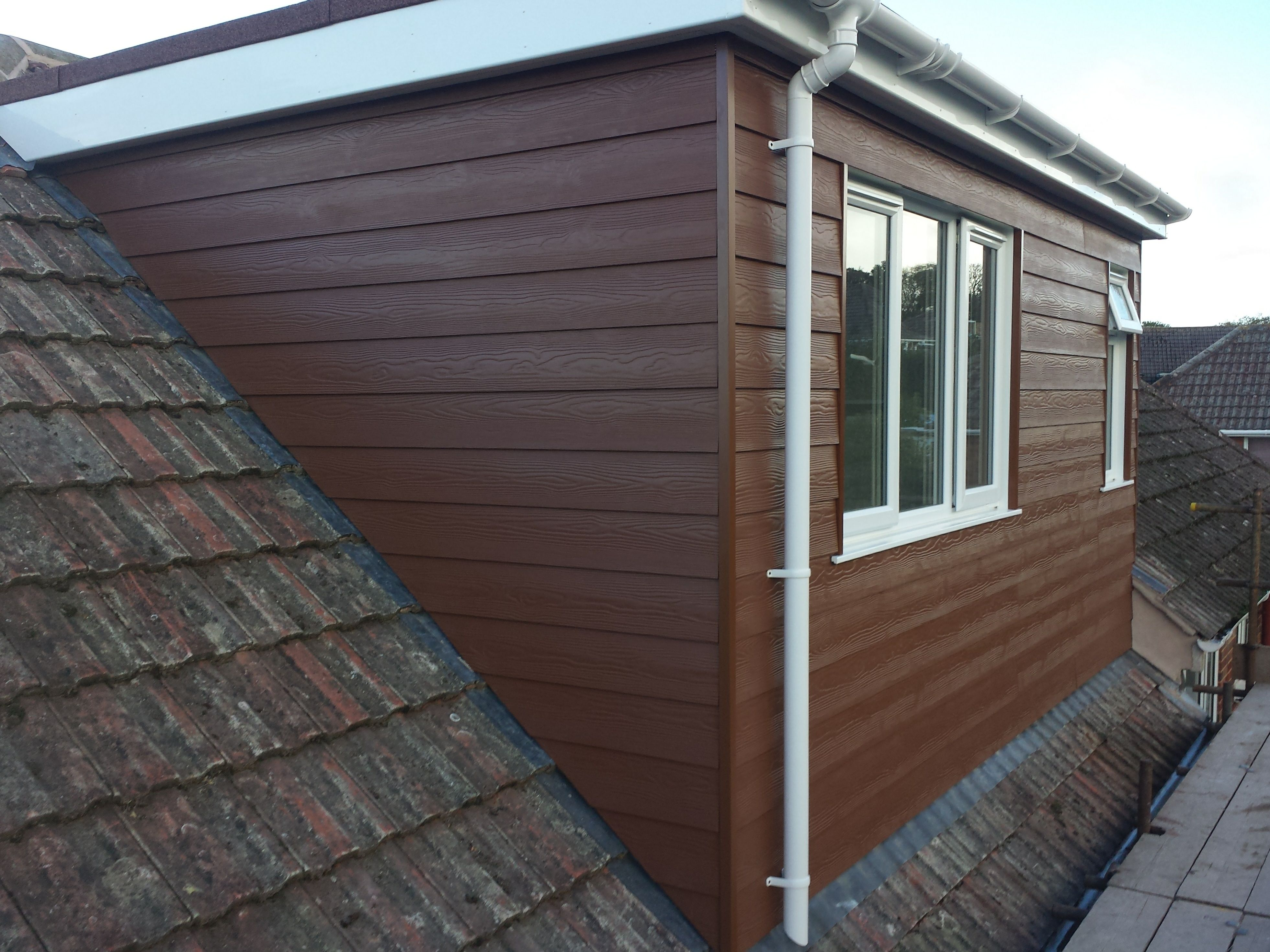 Cedral Weather Boarding 5 Jpg 3922 2940 Flat Roof Cedral Weatherboard Dormers