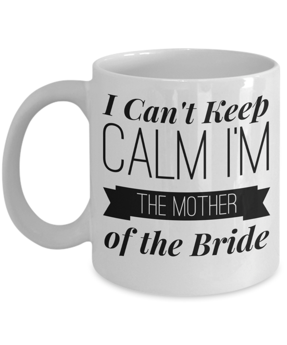 Mother In Law Gifts From Son In Law 11 Oz White Mug I
