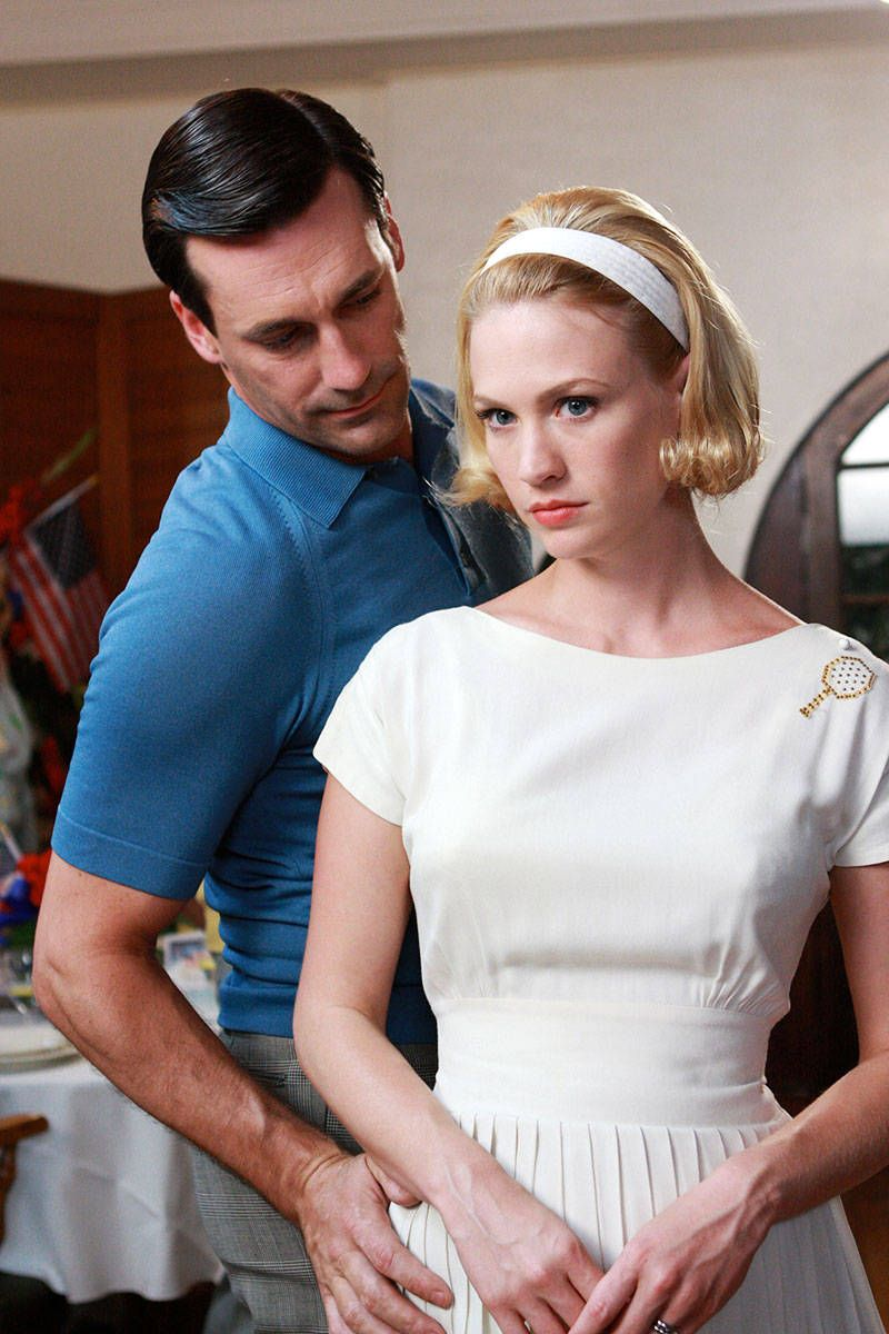 Mad Men\'s 25 Best Fashion Moments