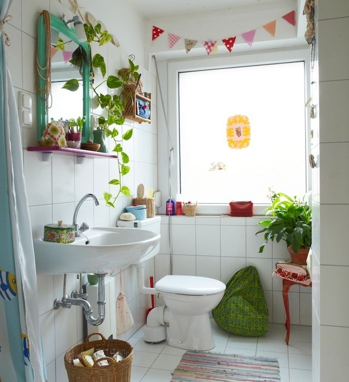 ▷ 1001 + astuces et idées d\u0027aménagement petite salle de bain 2m2 - lavabo retro salle de bain