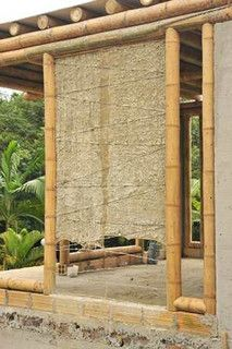 Tendinoso sistema constructivo con guadua by carolinazuarq, via Flickr