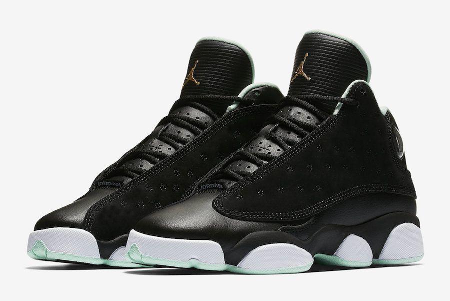 """Air Jordan 13 GS """"Mint Foam"""