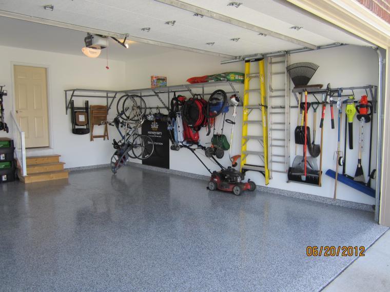 Garage Organization | Garage Storage North Dakota | Monkey Bars Garage  Storage Systems