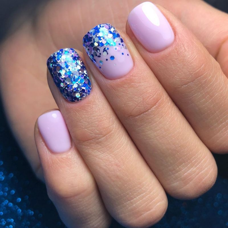 58 New Year's Nails 2020 To Inspire You Nails