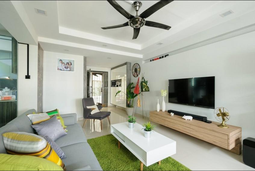8 Interior Design Styles For Your Hdb And Condominium  Home Impressive Online Living Room Design Design Ideas