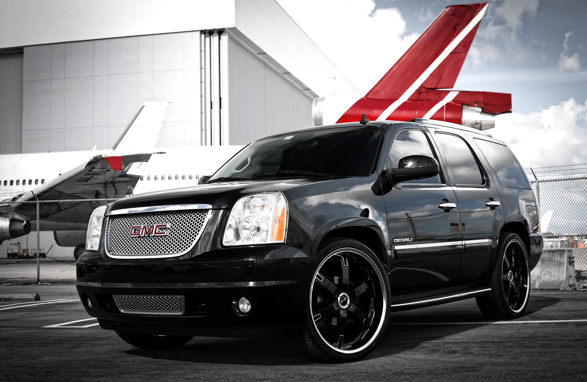 Customized Gmc Yukon Denali Exclusive Motoring Miami Fl