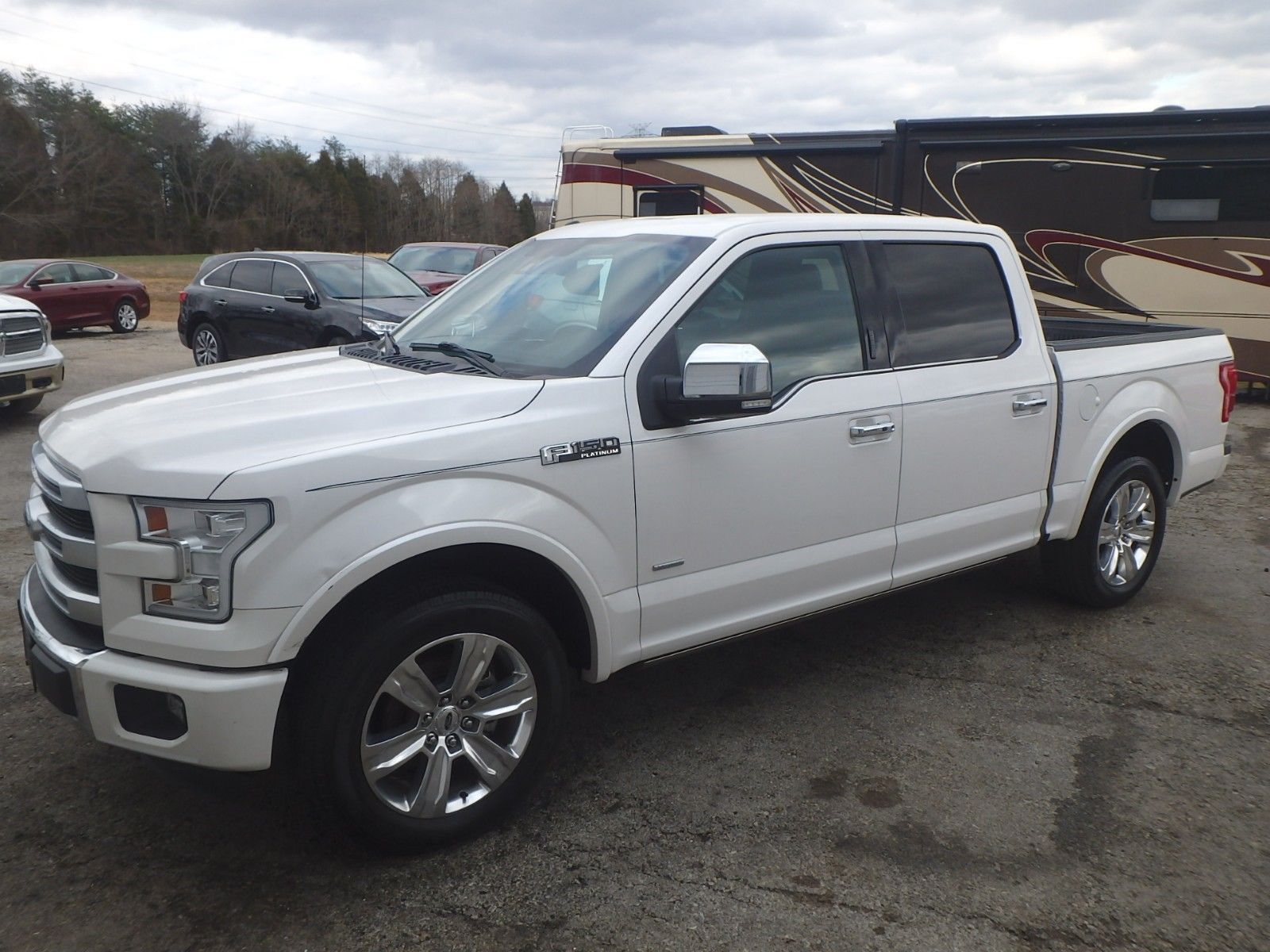 2015 Ford F 150 Platinum