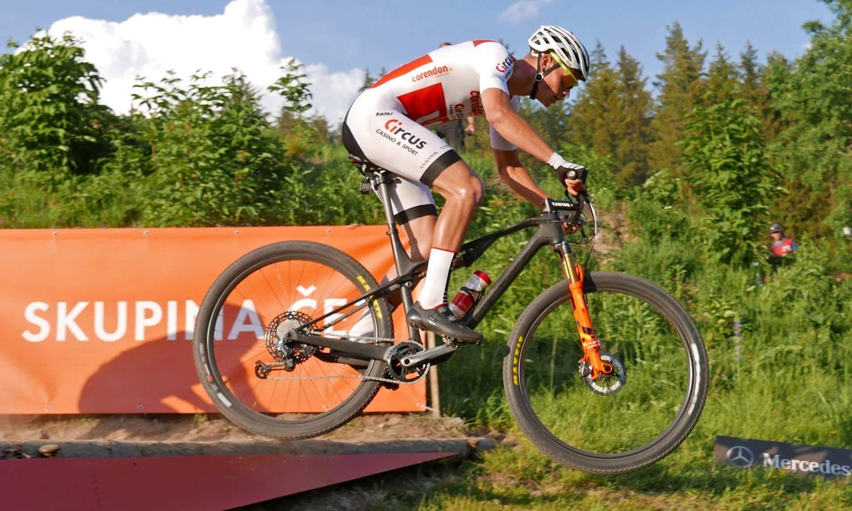 Prototype Canyon Full Suspension Xc Mountain Bike New Xtr M9100