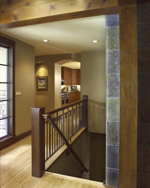 Basement Stairs, Architectural Design