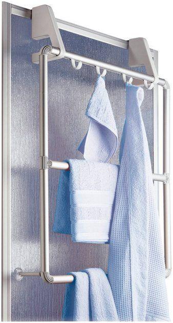 Handtuchhalter Compact 3 Querstangen Handtuchhalter
