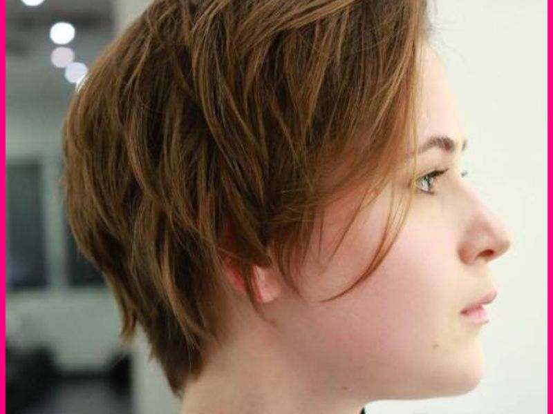 The Easy Short Natural Hairstyles To Look Beautiful New Hair Style