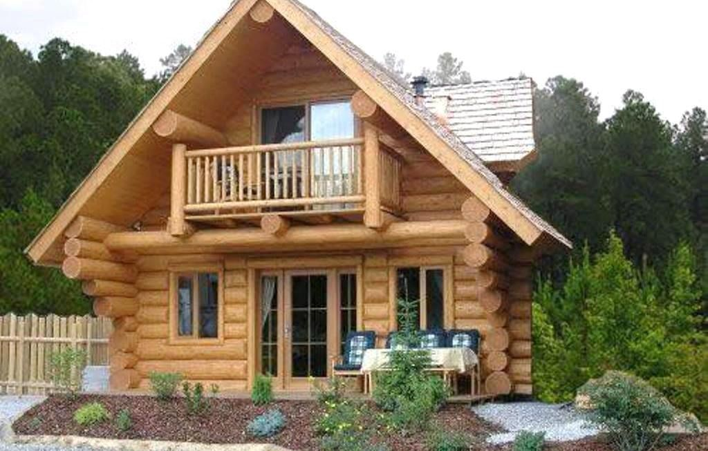 Small log cabin Cabin style homes Small cottage house