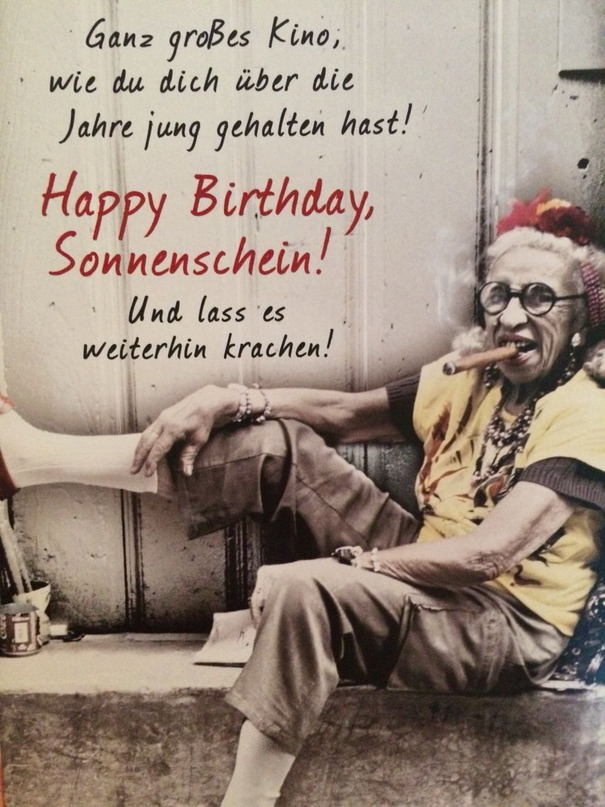 Geburtstagswunsche Mit Bildern Spruche Geburtstag Lustig