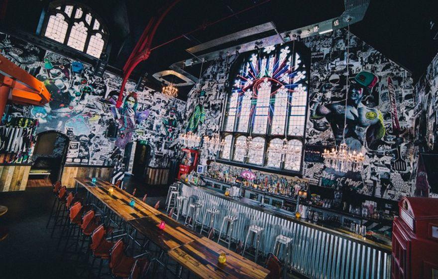 Restaurant bar design awards shortlist fast casual