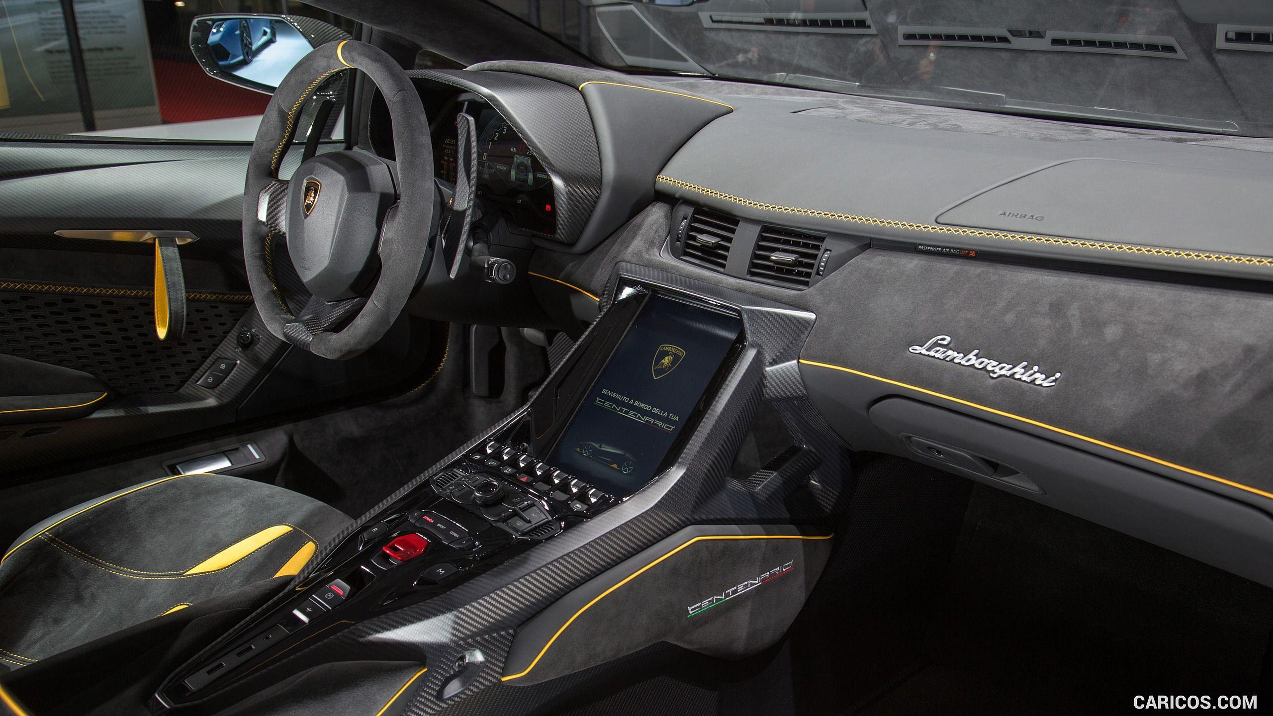 2016 Lamborghini Centenario Wallpaper Lamborghini Cosas