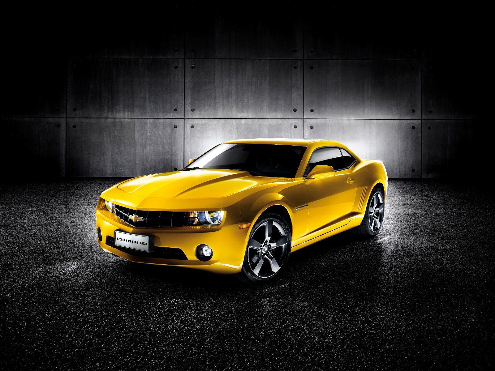 Transformers bumblebee camaro that car chevrolet - Bumblebee desktop wallpapers ...
