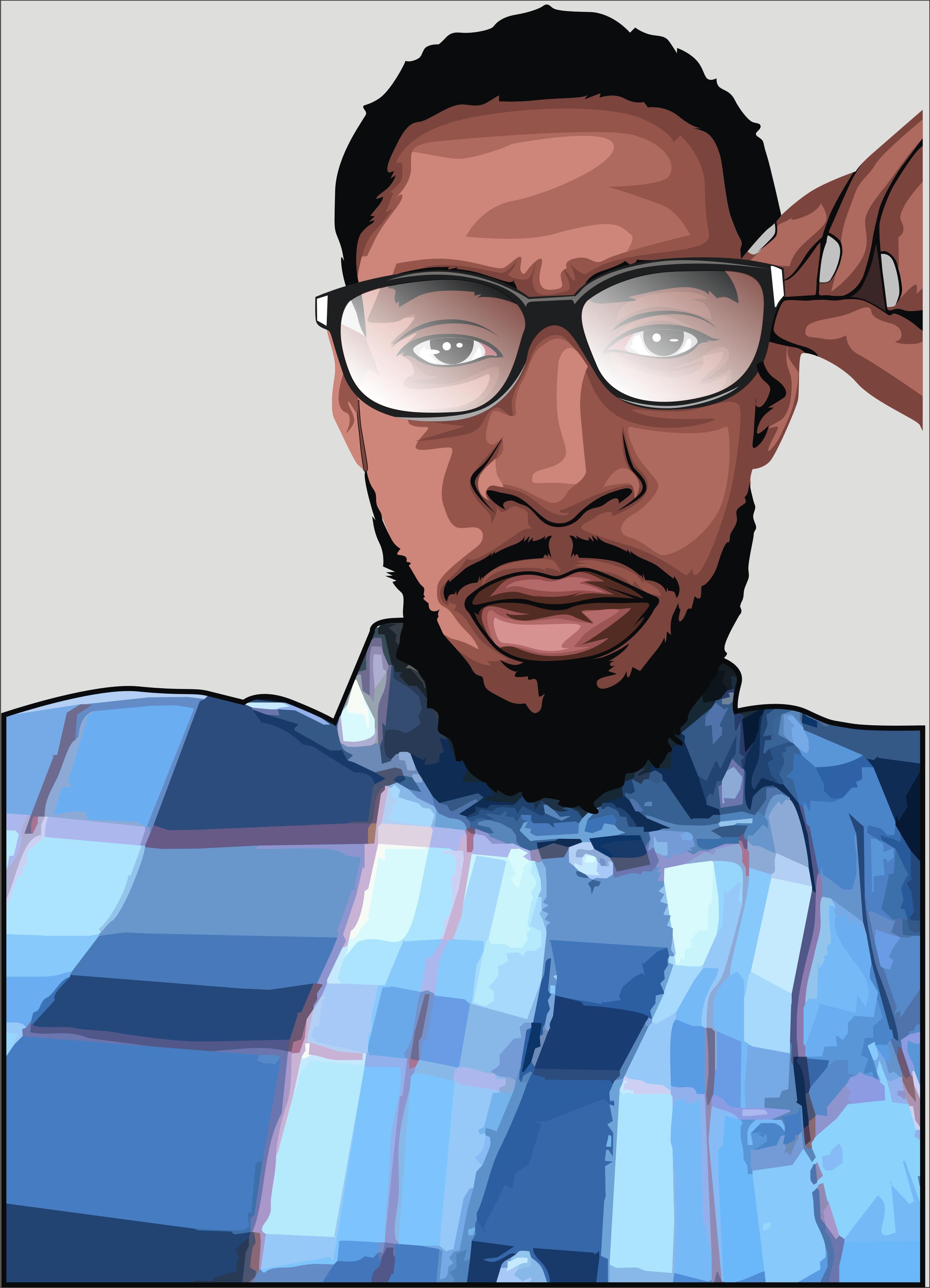 vector vector illustrator portraits people