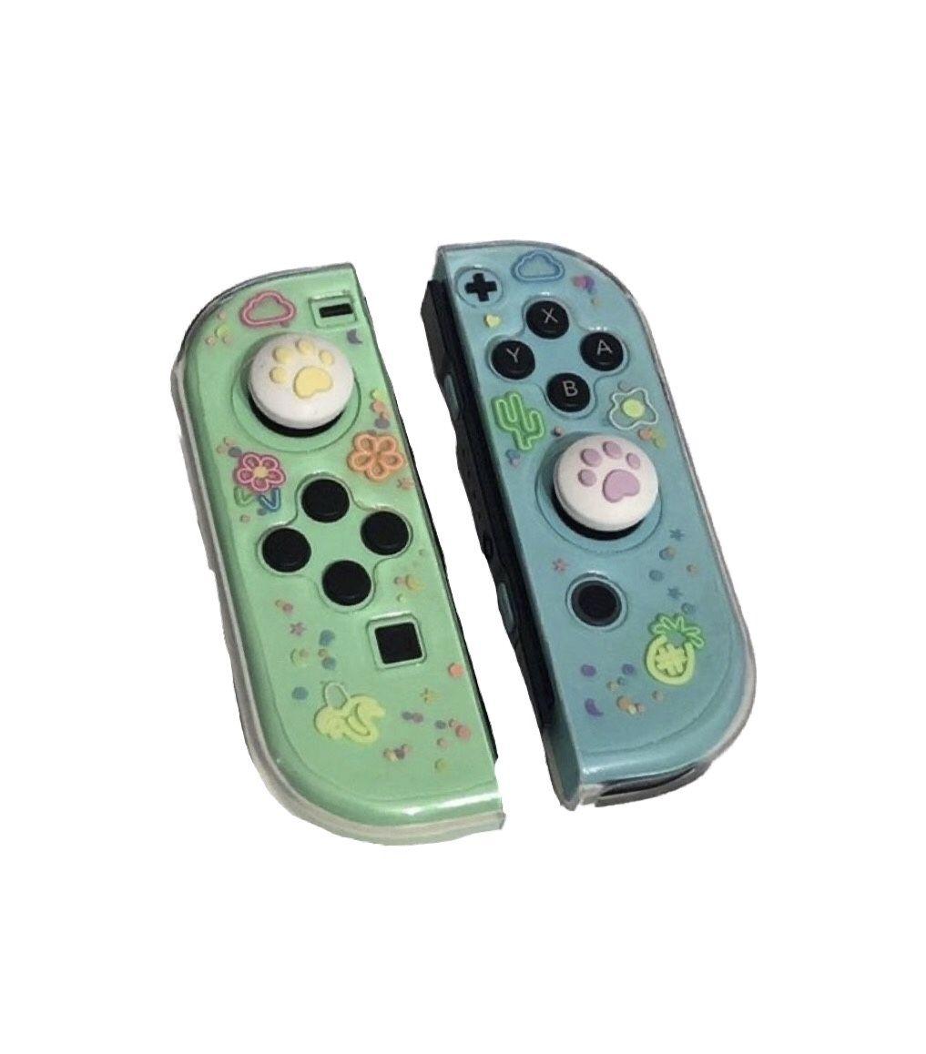 Amazon Com Nintendo Joy Con L R Gray Nintendo Switch Video Games Nintendo Nintendo Switch Nintendo Switch Accessories