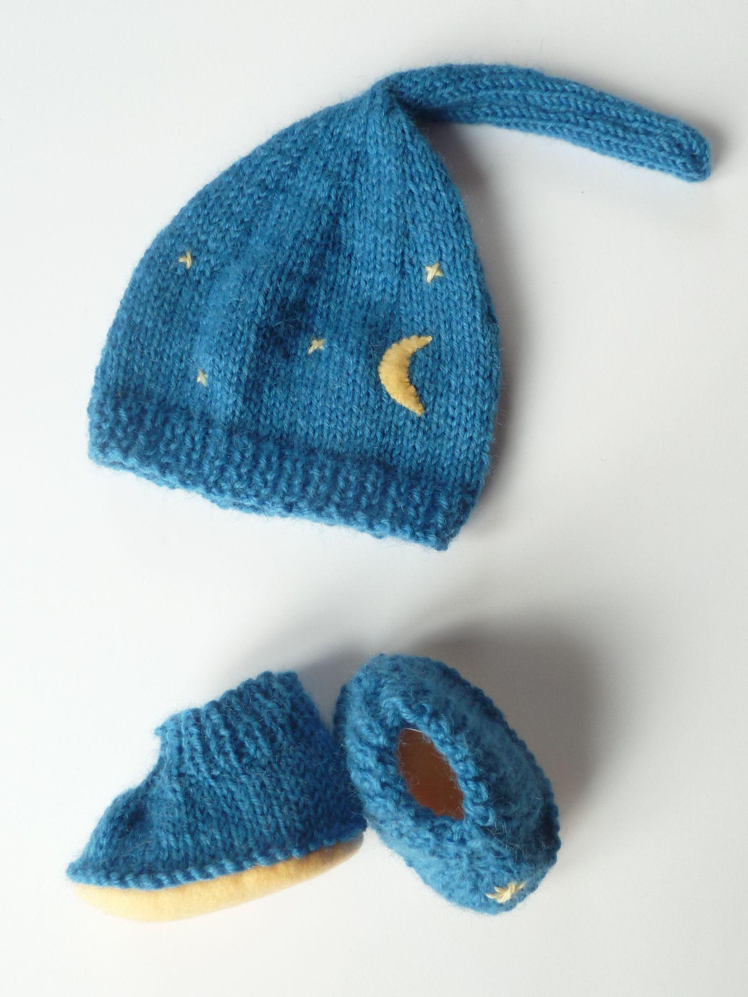 Nuit étoilée | Bonnet bébé tricot, Chapeau tricoté, Tricot facile
