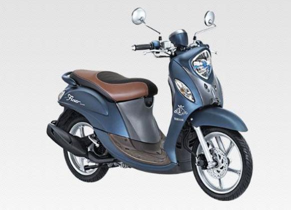 Foto Modifikasi Yamaha Fino Sederhana dan Simple Paling
