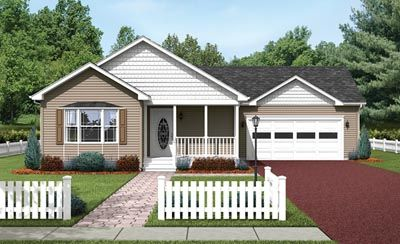 Michigan Modular Homes 180 | Prices | Floor Plans | Dealers