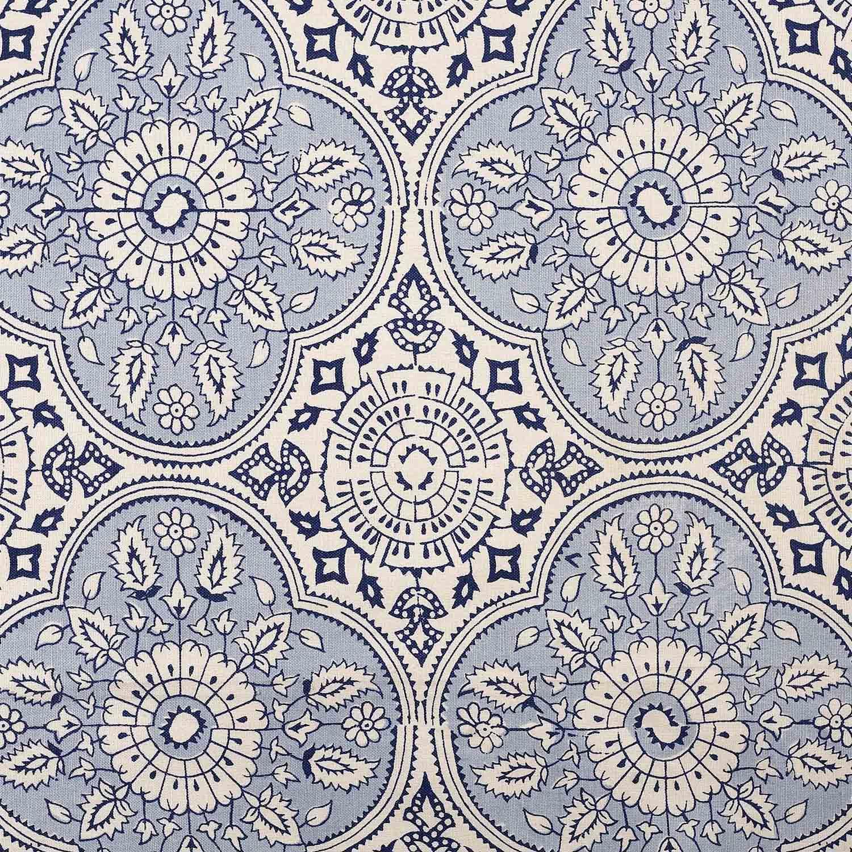 John Robshaw Fabric John Robshaw 'madura' Lapis  Fabric Finds  Pinterest  Fabrics