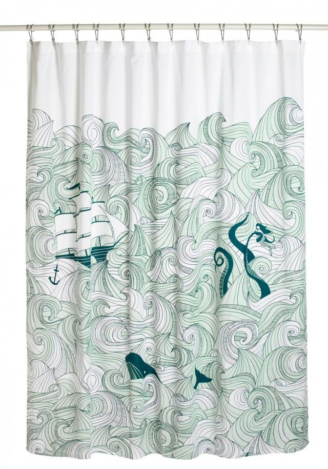 Stylish Shower Curtain