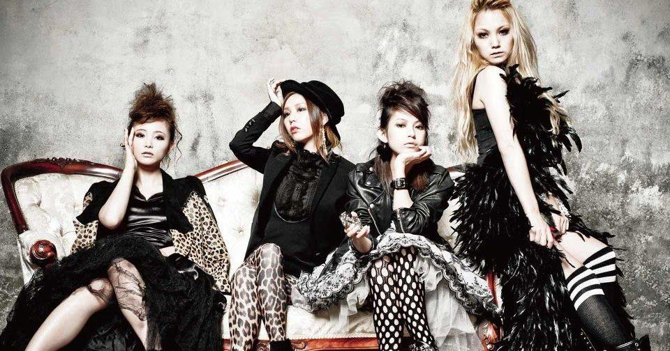 Collection Wallpaper SCANDAL JRock Band From Japan