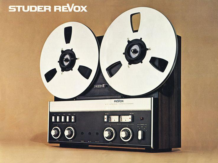 Revox A77 MKIV