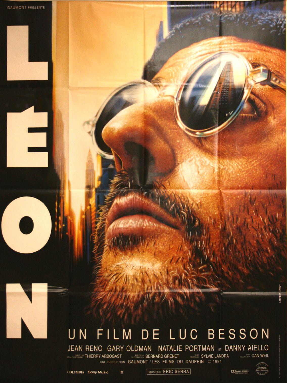 Léon: The Professional.