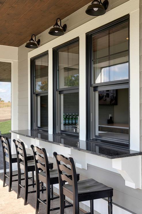Alfresco Kitchen Window Bars