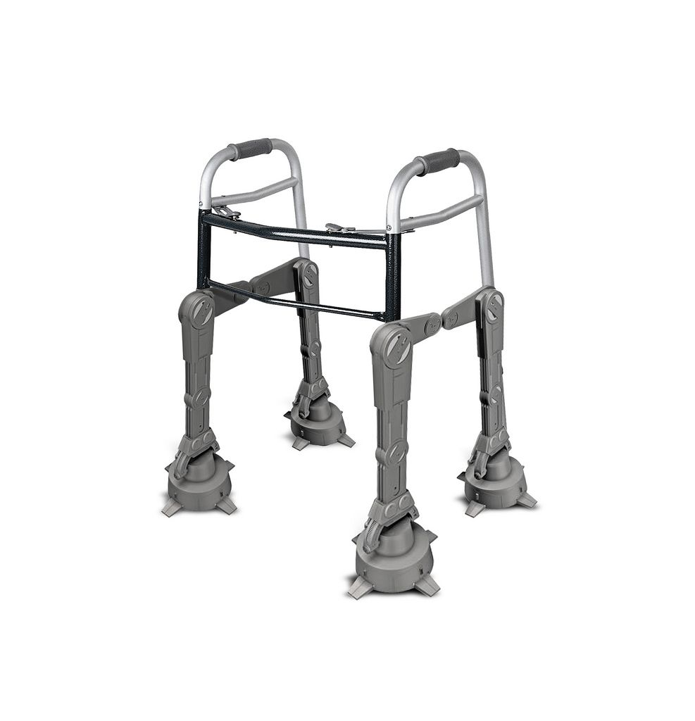 When I get old, I'm doing it with style - Star Wars Imperial Walker