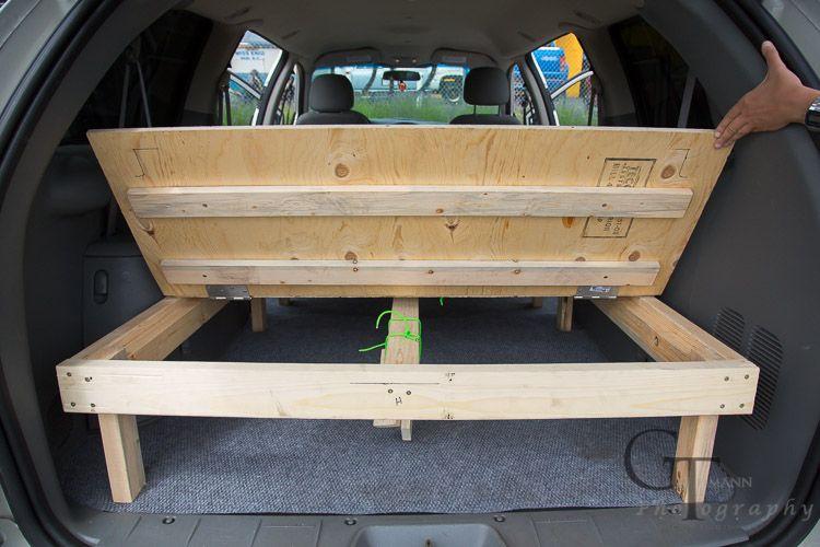 dodge grand caravan ausbau zum sleepervan campervan. Black Bedroom Furniture Sets. Home Design Ideas