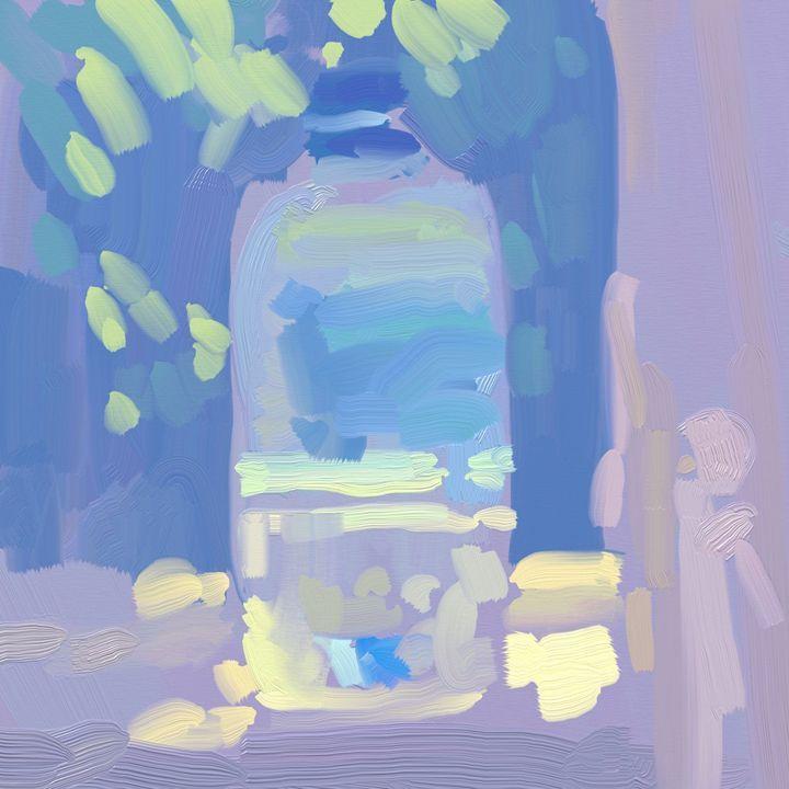 Bottle - Essenta - Paintings & Prints Still Life Other Still Life - ArtPal | ArtPal thumbnail