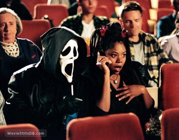 Scary Movie - Publicity still of Dave Sheridan & Regina Hall