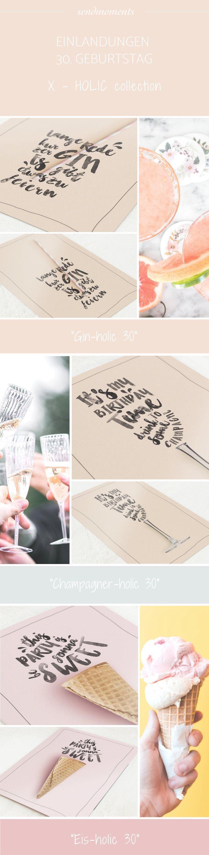 Einladungskarten 30 Geburtstag Einladungskarten Geburtstag