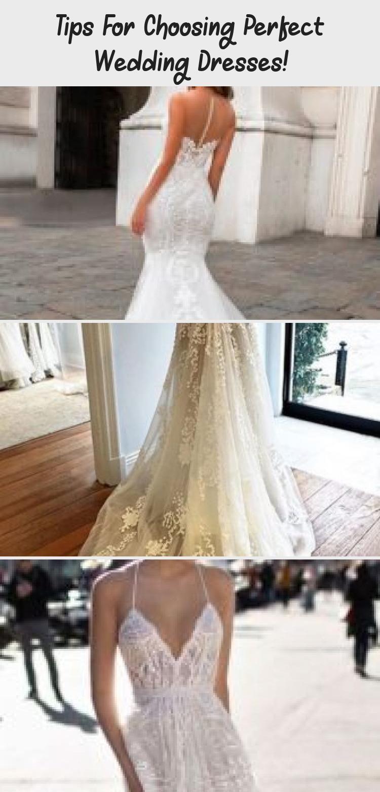 Tipps zur Auswahl perfekter Brautkleider! #kleider #Celebrityweddingdresses #we …