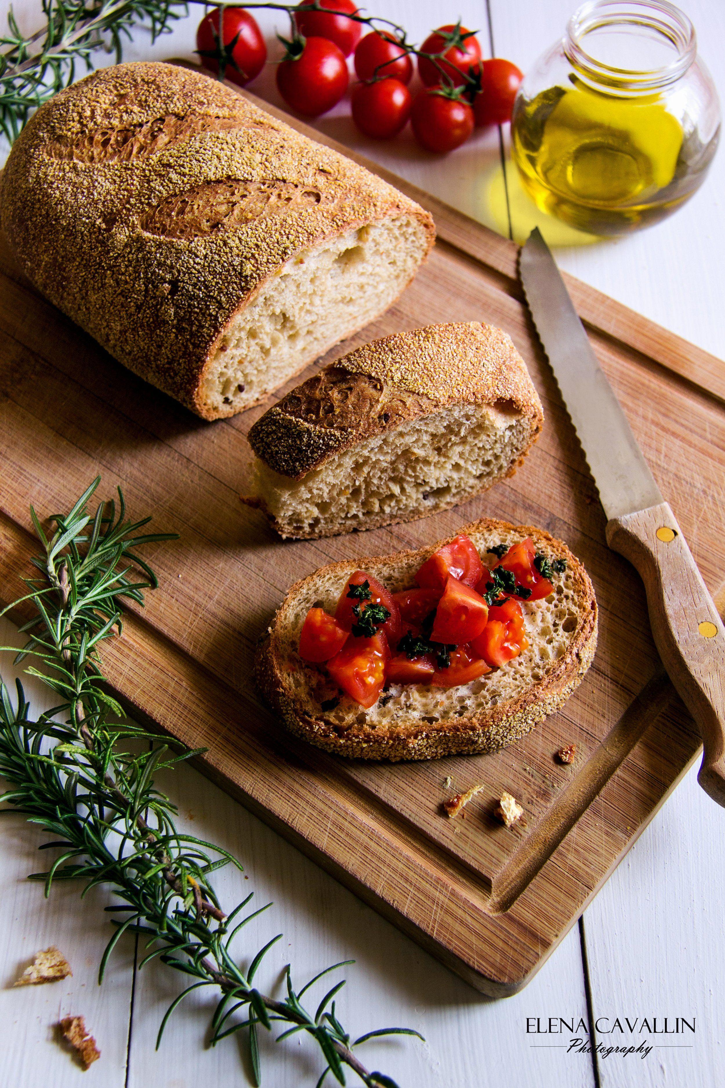 Bread italian food bruschetta food photography Bread