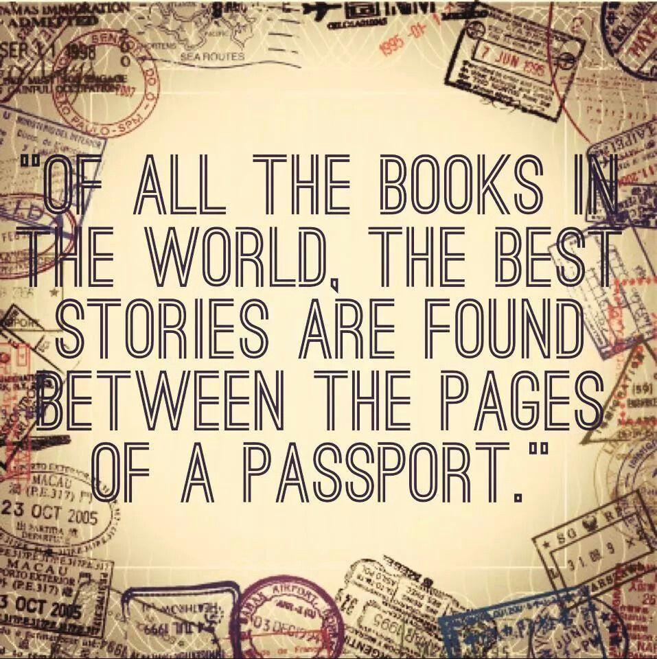 Welche Geschichten kann Dein Reisepass erzählen? www.pinkcompass.de