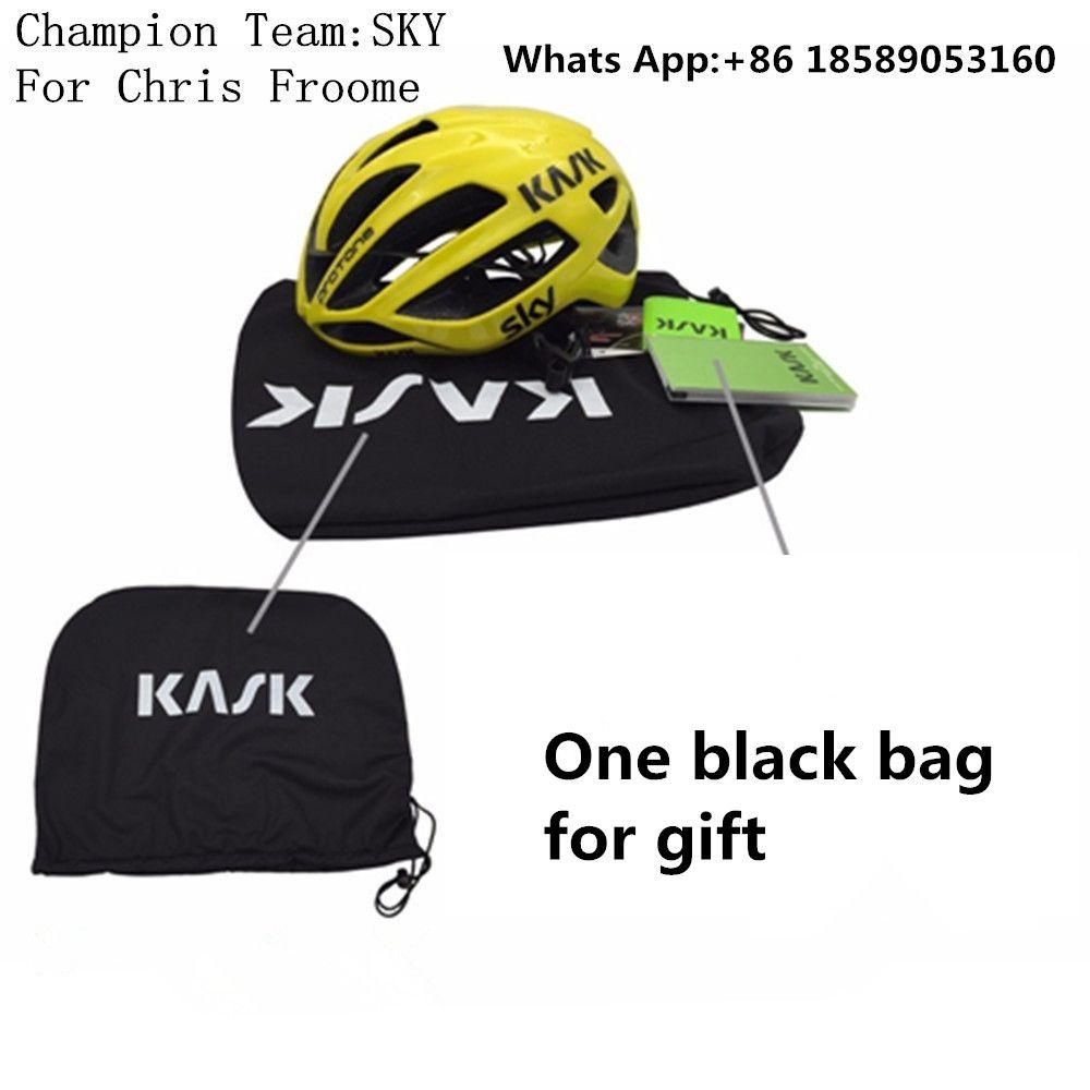 Kask 투르 드 프랑스 팀 하늘 L/M 사이즈 도로 자전거 헬멧 성형 성인 자전거 헬멧 Capacete Ciclismo 남성/여성