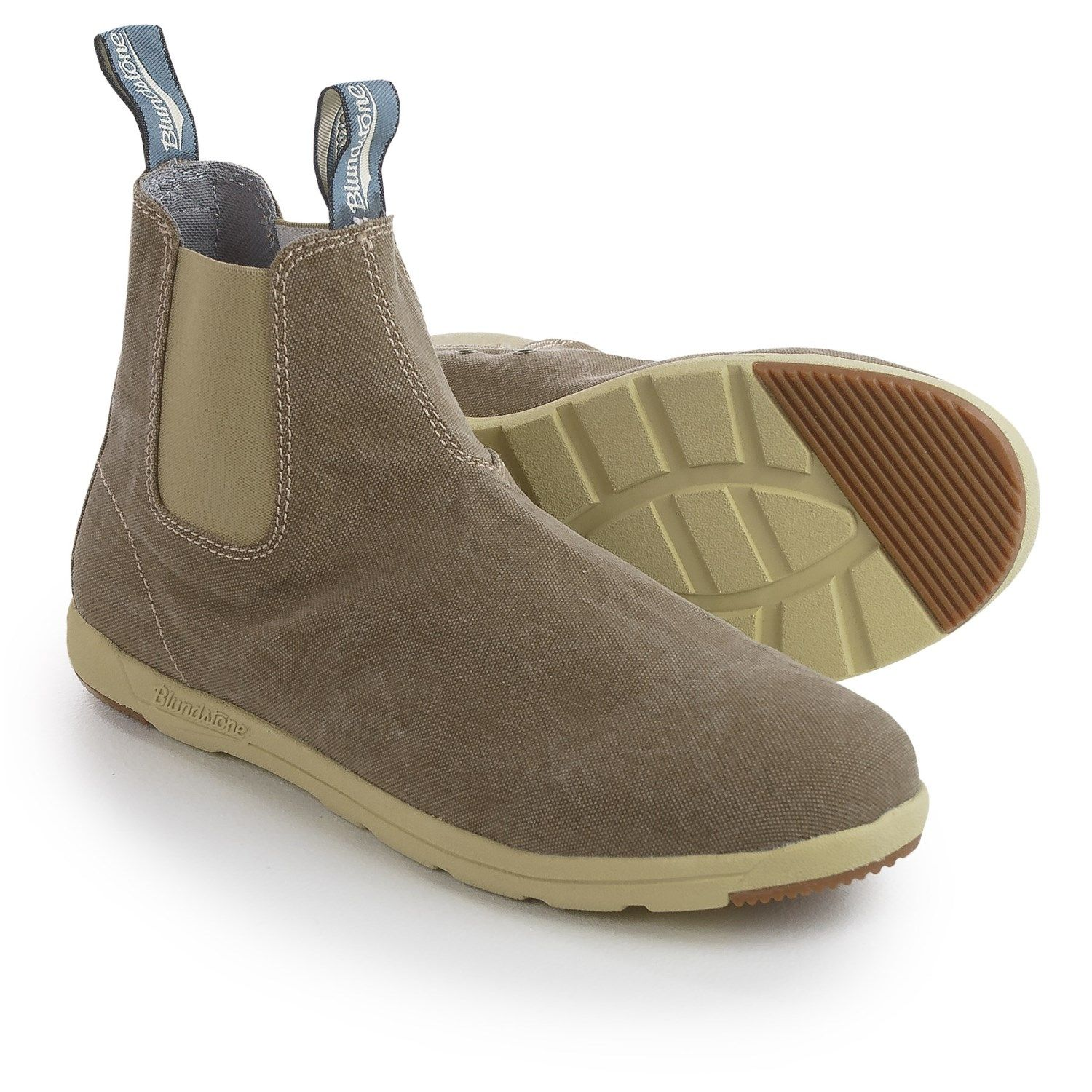 Blundstone Canvas Chelsea Boots
