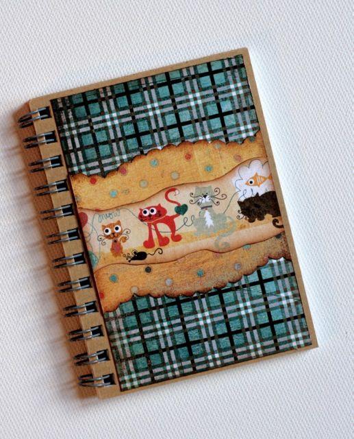 cuaderno gatos