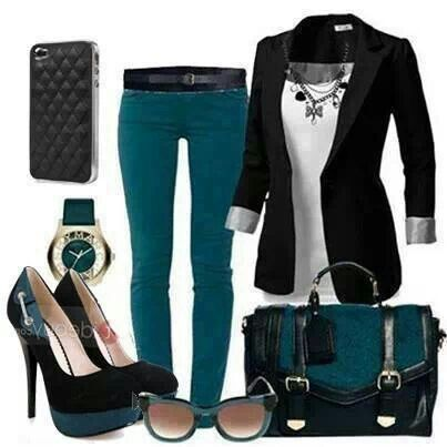 Would you rock this fab look!?!? I would!!!