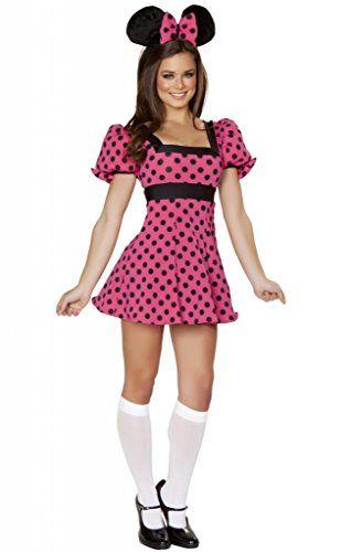 Sexy Polka Dot Vintage Minnie Mouse Halloween Costume Musotica http://www.amazon.com/dp/B00NXJMY9U/ref=cm_sw_r_pi_dp_u.wlub0Q9M9N1